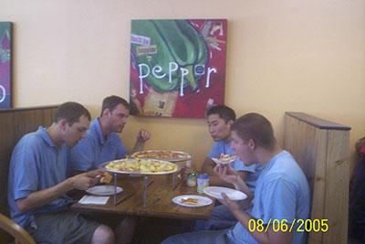 Dimitris Pizza Alpine