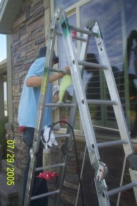 Draper Window Washing